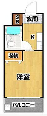 マンション(建物一部)-京都市右京区西院西高田町 間取り