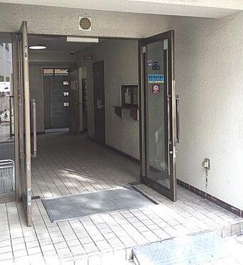 マンション(建物一部)-大阪市中央区難波千日前 落ち着いた印象のエントランス