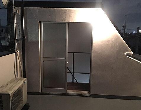 一棟マンション-新宿区北新宿3丁目 バルコニー