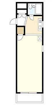 マンション(建物一部)-京都市下京区俊成町 12帖と広い1K