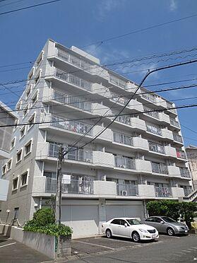 マンション(建物一部)-北九州市小倉北区大畠1丁目 東側の外観。この外観の左端の角部屋です。