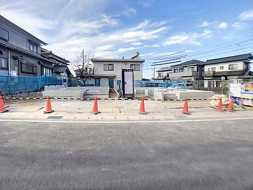 新築一戸建て-豊田市宝来町4丁目 家族のコミュニケーションが増えるリビングイン階段採用!