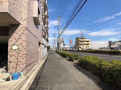 中古マンション-名古屋市緑区鳴海町字山下 前面道路