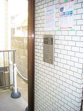 マンション(建物一部)-大田区東矢口1丁目 オートロック完備です。