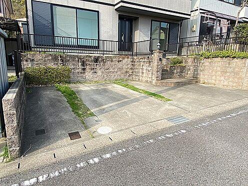 中古一戸建て-岡崎市真福寺町字落合 2台分の駐車スペースございます