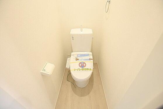新築一戸建て-足立区西新井4丁目 トイレ