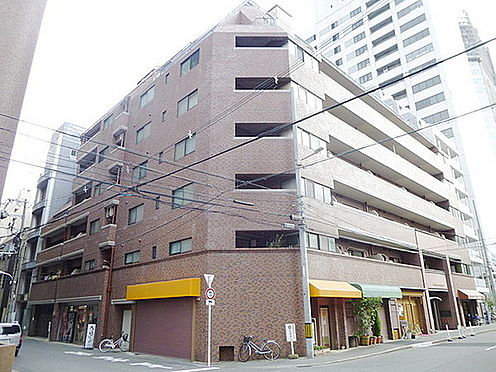 マンション(建物一部)-大阪市西区新町2丁目 人気の角地物件