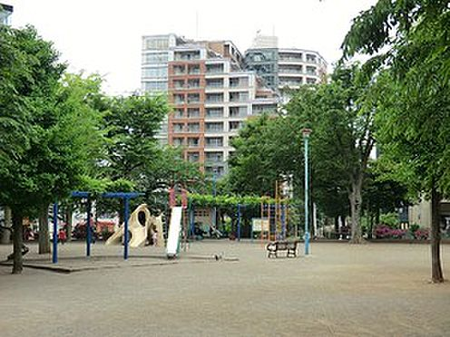 マンション(建物一部)-目黒区三田1丁目 周辺環境:恵比寿南一公園