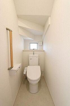 新築一戸建て-仙台市泉区永和台 トイレ