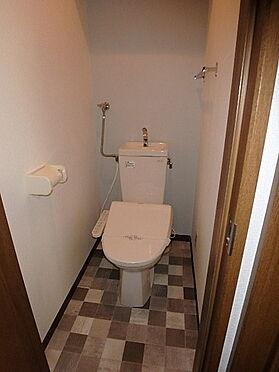 アパート-札幌市豊平区平岸三条16丁目 トイレ