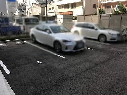 マンション(建物一部)-大阪市港区市岡元町1丁目 駐車場