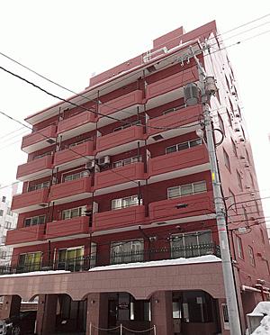 区分マンション-札幌市中央区南2丁目 外観