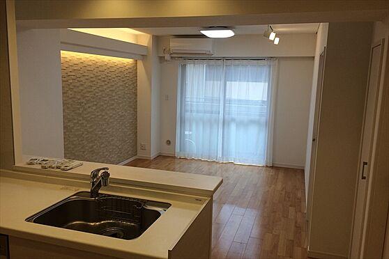 マンション(建物一部)-横浜市青葉区美しが丘5丁目 居間