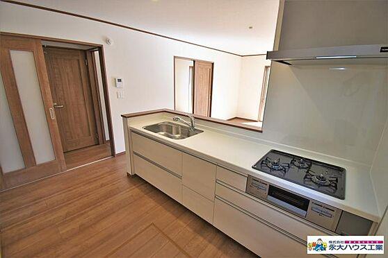 新築一戸建て-仙台市宮城野区福室6丁目 キッチン