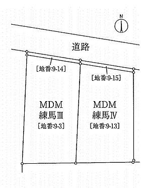 マンション(建物全部)-練馬区豊玉北4丁目 区画図