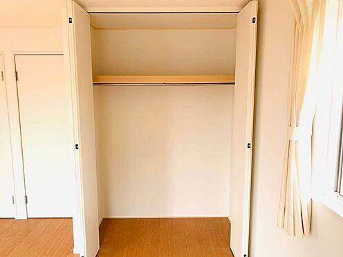 中古一戸建て-津島市百島町字居屋敷 収納完備でお部屋を広く使用できます!