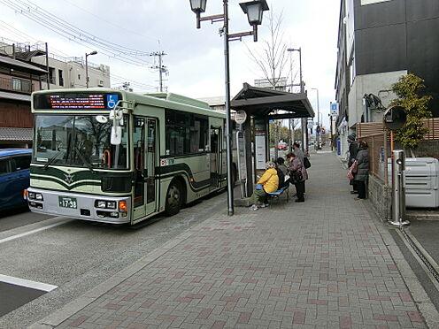 区分マンション-京都市左京区聖護院山王町 京都バス「熊野神社前」バス停(150m)