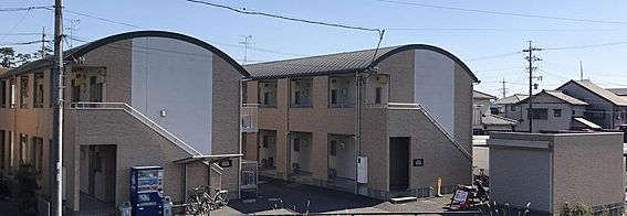 アパート-静岡市駿河区西島 外観