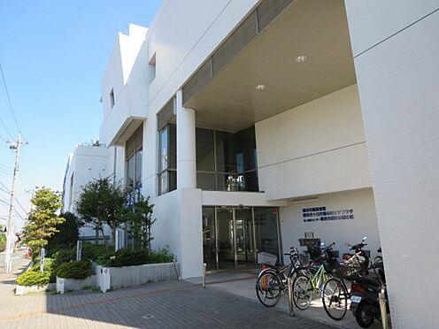 マンション(建物一部)-横浜市緑区十日市場町 横浜市立緑図書館