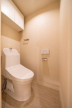 中古マンション-港区芝大門1丁目 ウォッシュレット一体型トイレ
