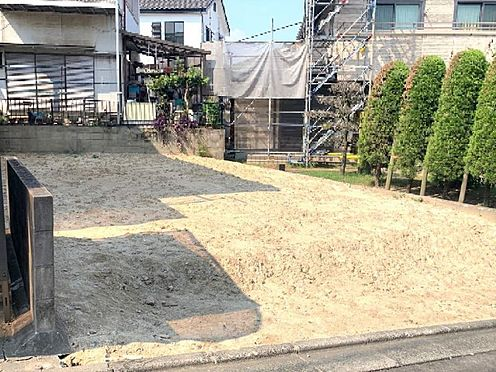 土地-東海市名和町池西 是非お好きなメーカーで夢のマイホームをかなえてください!