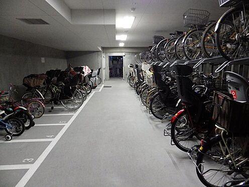 マンション(建物一部)-文京区千駄木5丁目 駐輪場
