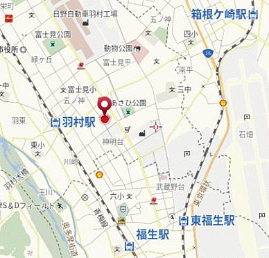 マンション(建物一部)-羽村市神明台2丁目 その他