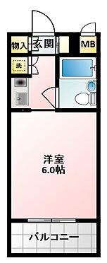 区分マンション-大阪市浪速区下寺2丁目 図面より現況を優先します。