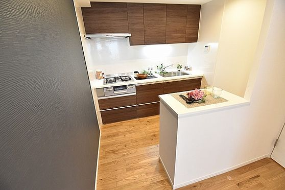 中古マンション-江東区東砂8丁目 キッチン