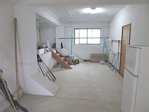 中古一戸建て-熱海市上多賀 1階 倉庫兼サービスルーム(未登記部分)