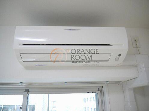 マンション(建物一部)-豊島区南大塚3丁目 多機能なエアコンを標準設備。