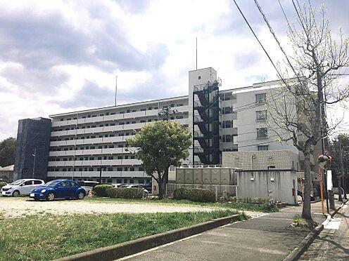 区分マンション-仙台市泉区虹の丘1丁目 2021年7月撮影