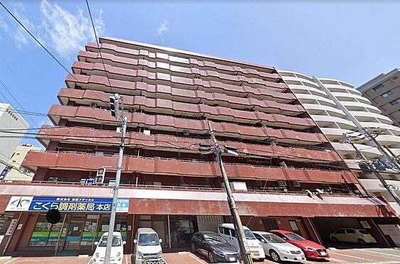 区分マンション-北九州市小倉北区三萩野2丁目 外観