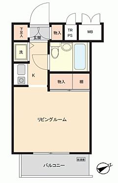中古マンション-杉並区井草3丁目 間取り
