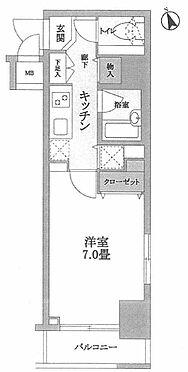 マンション(建物一部)-中央区東日本橋2丁目 間取り
