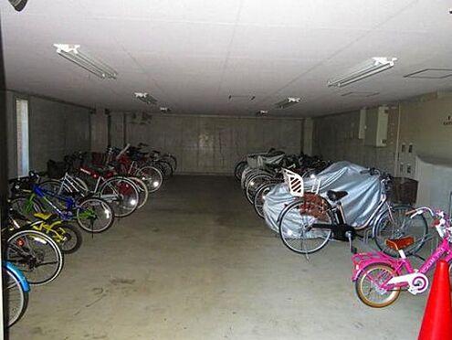 マンション(建物一部)-神戸市北区桂木2丁目 駐輪場
