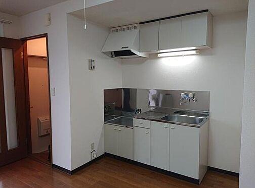 一棟マンション-函館市的場町 キッチン