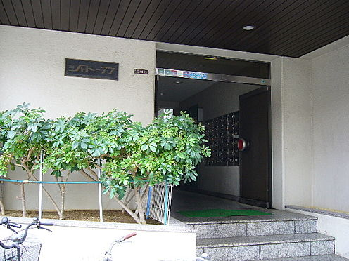 マンション(建物一部)-大阪市住吉区苅田3丁目 エントランス