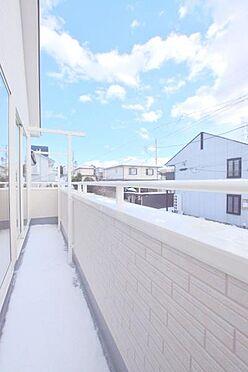 新築一戸建て-仙台市泉区永和台 バルコニー