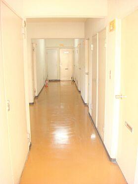 マンション(建物一部)-中央区日本橋兜町 廊下です。