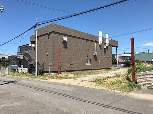 ビル(建物全部)-石狩市花川南九条2丁目 現地 裏側