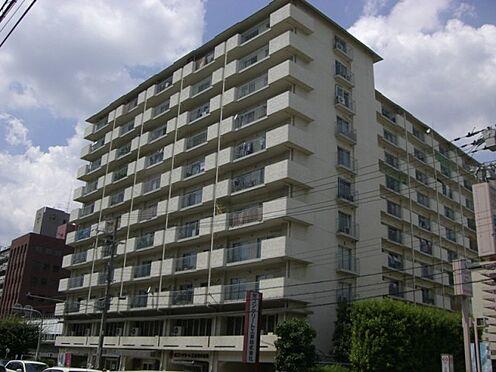マンション(建物一部)-京都市右京区西院西貝川町 落ち着いた印象の外観