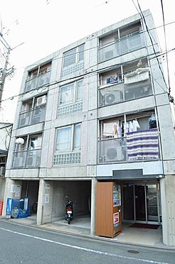 マンション(建物一部)-京都市中京区田中町 個性的な外観の物件