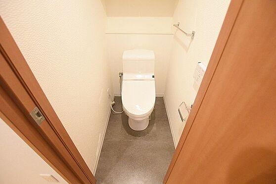 中古マンション-葛飾区東四つ木2丁目 トイレ