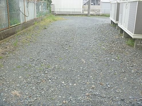 アパート-水戸市渡里町 駐車場