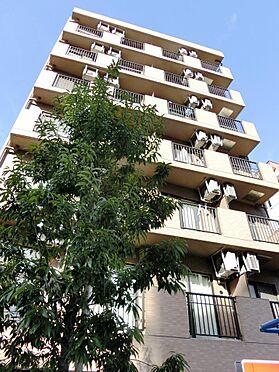 マンション(建物一部)-文京区大塚4丁目 南東側からのマンション画像です。
