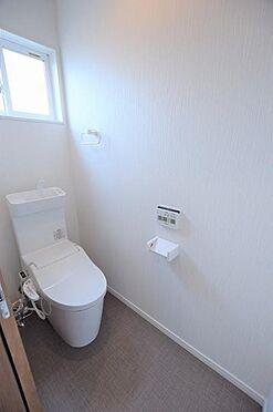 新築一戸建て-仙台市若林区荒井3丁目 トイレ