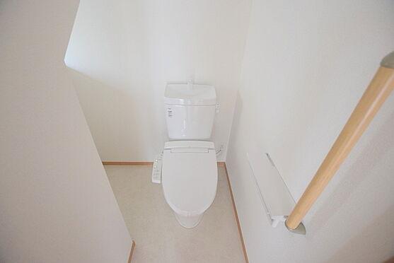 新築一戸建て-仙台市青葉区鷺ケ森2丁目 トイレ