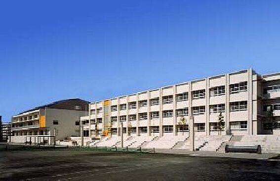 戸建賃貸-名古屋市千種区富士見台5丁目 名古屋市立千種台中学校まで約740m