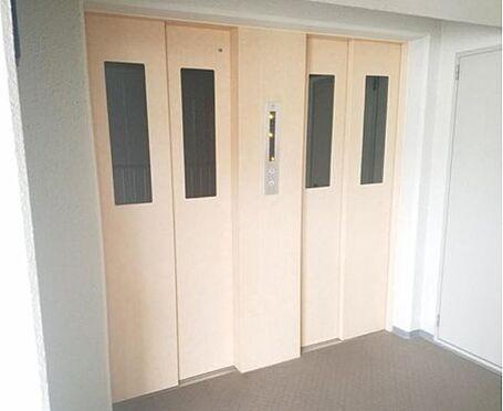 マンション(建物一部)-大阪市平野区加美北5丁目 エレベーターは複数基完備